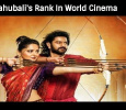 Do You Know Baahubali 2's Rank In The World Collection? Tamil News