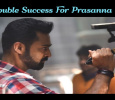 Prasanna Is Jubilant With Double Success! Tamil News
