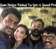 Villain Helps Vishal In Kerala!