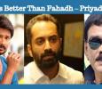 Udhayanidhi Stalin Is Better Than Fahadh Faasil – Priyadarshan Tamil News