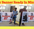 Vijay Banner Ready In Minutes! Tamil News