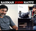 Rahman Joins Natty! Tamil News