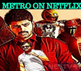 Hit Movie Metro Is Now Available On Netflix! Tamil News