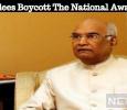65 Awardees Boycott The National Award Ceremony!