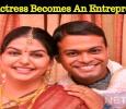 Serial Actress Becomes An Entrepreneur!