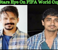 Stars Eye On FIFA World Cup!
