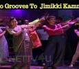 Jyo Grooves To The Superhit Jimikki Kammal!