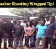 Sarkar Shooting Wrapped Up!