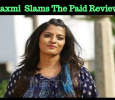 Varalaxmi Sarathkumar Slams The Paid Reviewers! Tamil News