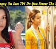 Trisha Angry On Sun TV! Do You Know The Reason? Tamil News