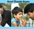 Soori Thanks Suseenthiran For Introducing His Son! Tamil News