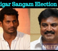 Nadigar Sangam Elections In May 2018! Tamil News