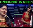 Bigg Boss Julie Insulted In The Kids' Show!