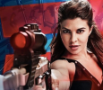 Noted Actress Gets Training With Gun In Movie Race 3
