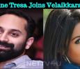 Catherine Tresa Joins Velaikkaran Actor!