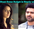 Saaho's Stunt Scene Budget Is Nearly 100 Crores!