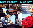 Like Father… Like Son… Tamil News