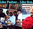 Like Father… Like Son… Tamil News