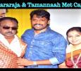 Soundararaja And Tamannaah Met Captain Vijayakanth! Tamil News