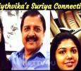 Riythvika's Suriya Connection! Tamil News