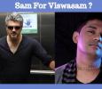 Sam CS To Compose Music For Thala Ajith? Tamil News