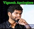 Vignesh Shivan Apologizes!