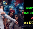Amitabh Bachchan In 102 Not Out!