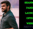 Vijayakanth's Son Shanmuga Pandian Launches His Website! Tamil News
