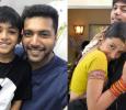 Junior Jayam Ravi Wants To Celebrate His Birthday With Trisha Aunty! Tamil News