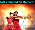 Baahubali 2 Started Its Game In China! Tamil News
