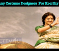 Do You Know How Many Costume Designers Worked For Keerthy Suresh? Telugu News