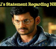 Vishal's Statement Regarding NEET! Tamil News