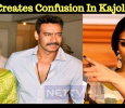 Tabu Creates Confusion In Kajol's Life!