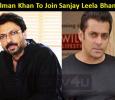 Salman Khan To Join Sanjay Leela Bhansali! Tamil News