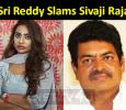 Sri Reddy Slams Sivaji Raja! Tamil News