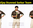 Vijay Stunned Sarkar Team! Tamil News