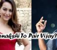Lingaa Fame Sonakshi Sinha To Play Opposite Vijay?
