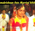 Actor Ramakrishnan Gets Married With Innisai!