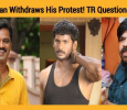 Cheran Withdraws His Protest! TR Questions Vishal!