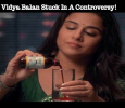Vidya Balan Stuck In A Controversy!