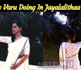 What Is Varu Doing In Jayalalithaa Biopic? Tamil News