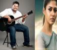 Ghibran Composes For Nayantara! Tamil News