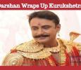 Darshan Wraps Up Kurukshetra!