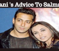 Don't Marry; But Have A Kid – Rani Mukerji Tamil News