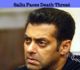 Salman In A Death Threat!