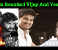 A Film Reunited Vijay And His Dad!