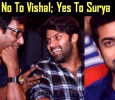 Arya Rejected Vishal Accepted Suriya! Tamil News