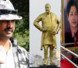 Cheran Is Angry For Removing Sivaji Statue! Attacks Madam Jayalalithaa? Tamil News