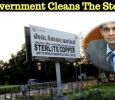Government Cleans The Sterlite!