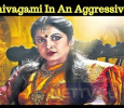 Rani Shivagami First Look Poster Has Ramya In An Aggressive Look! Tamil News